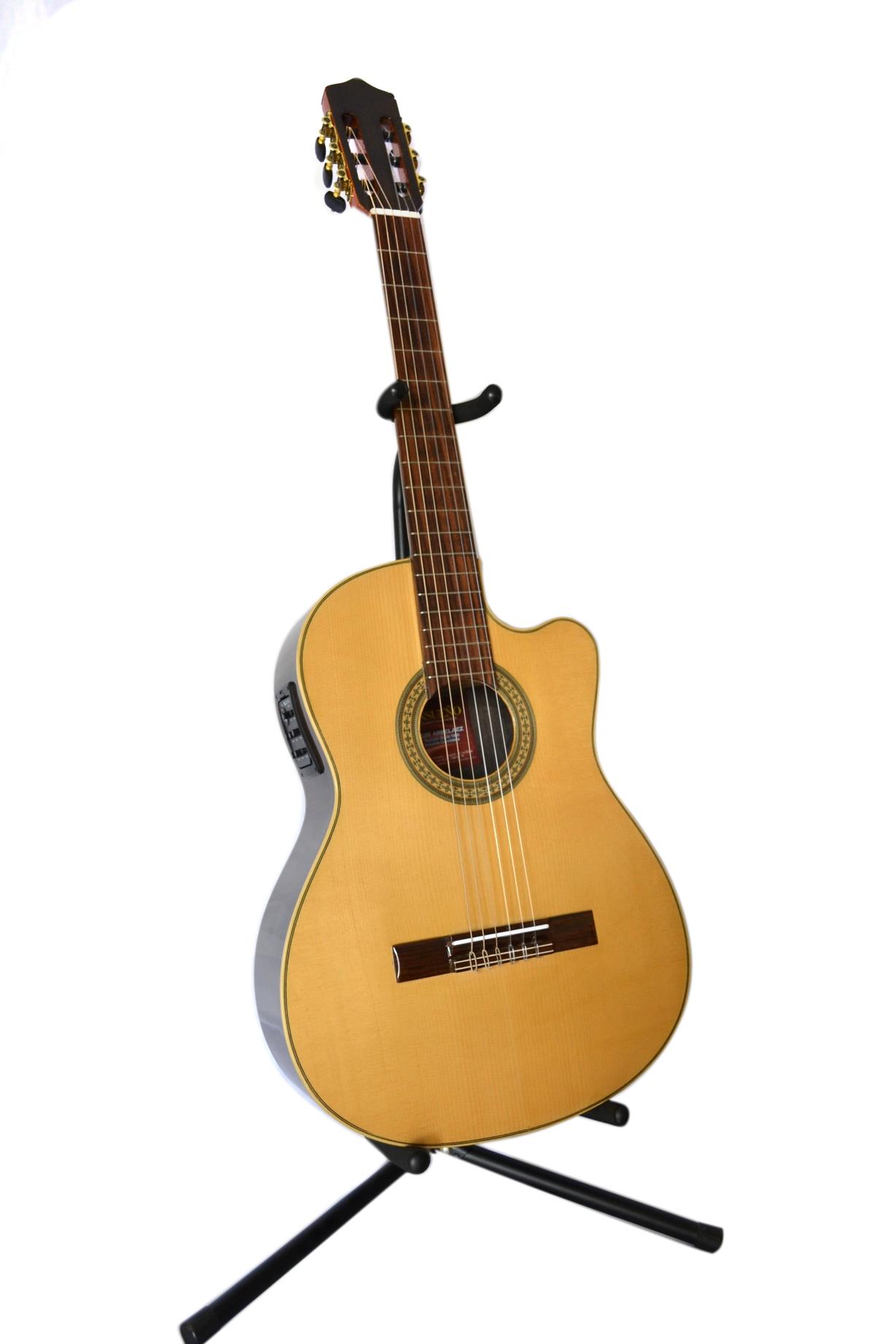 Guitarra Electroacústica Profesional GP-1X